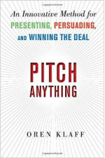 Pitch Anything by Oren Klaff